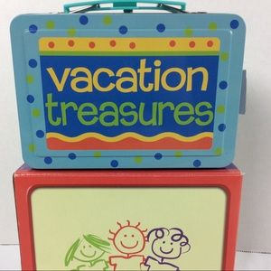 Picture Frame Vacation Souvenir Storage Gift Box